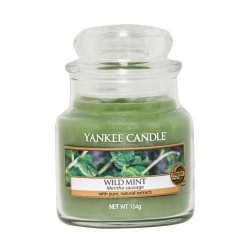 Yankee Candle Wild Mint