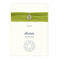Armband – Herz-Chakra / Anahata
