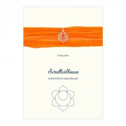 Armband – Sakral-Chakra / Svadhisthana