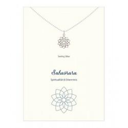 Halskette – Kronen-Chakra / Sahasrara
