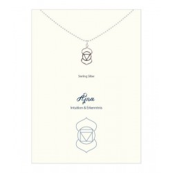 Halskette – Stirn-Chakra / Ajna