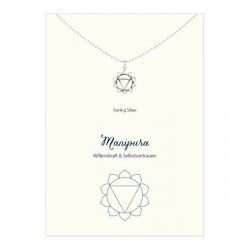 Halskette – Bauch-Chakra / Manipura