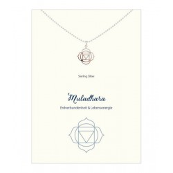 Halskette – Wurzel-Chakra / Muladhara