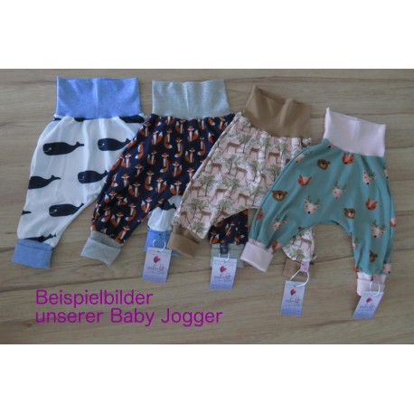 Baby Joggers made for you (individuelle Anfertigung)