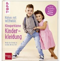 Nähen mit Webware: Klimperklein Kinderkleidung