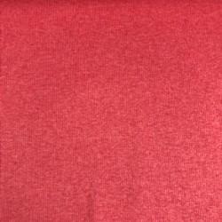 Organic Strickbündchen rot