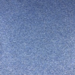 Organic Strickbündchen dunkelblau