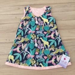 Kleidchen Tropical Paradise