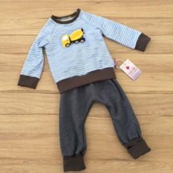 Shirt Building und Baby Joggers Denim
