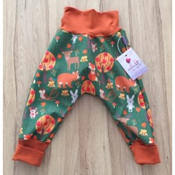 Baby Joggers aus Softshell Waldtiere