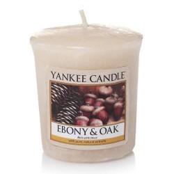 Yankee Candle Ebony & Oak